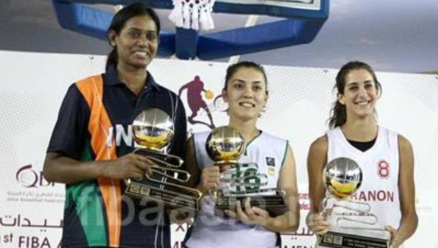 Past Masters of Indian Sports Geethu Anna Rahuls pathbreaking success makes her Indian basketballs GOAT