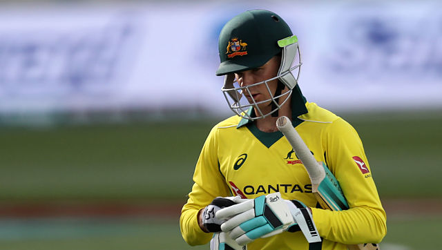 File image of Peter Handscomb. AFP