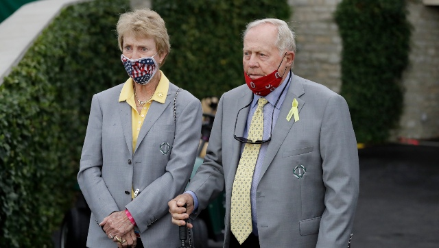 Lucky Jack Nicklaus reveals he and wife have recovered from COVID19 after testing positive in March