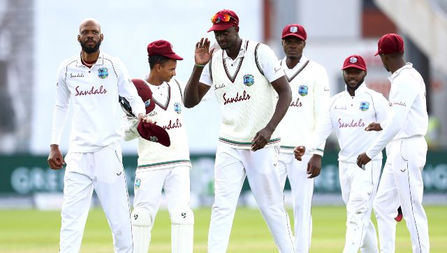West Indies' captain Jason Holder decision to bowl first in the second Test backfired as the pacers struggled for wickets and fitness. AP