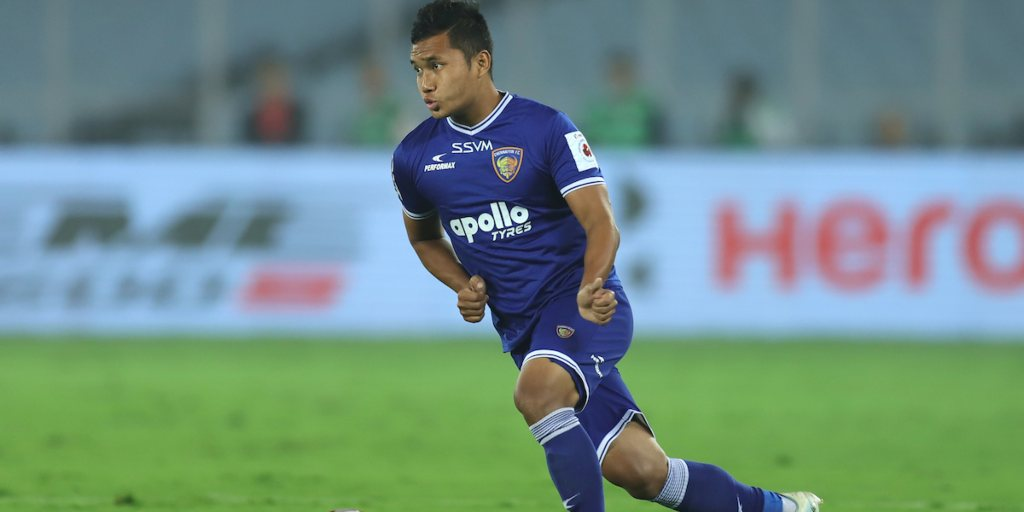 ISL Mizoram defender Jerry Lalrinzuala signs contract extension at Chennaiyin FC