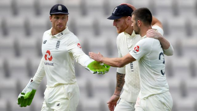 Jos Buttler (L) has not scored a fifty in his last 12 Test innings. AP