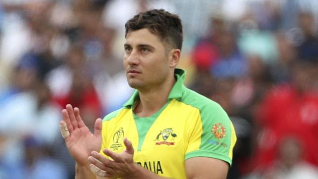 Australia's Marcus Stoinis recently lost his national contract. AP