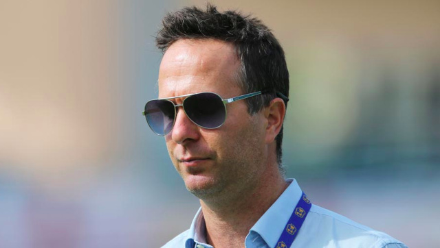 File image of former England captain Michael Vaughan. Reuters