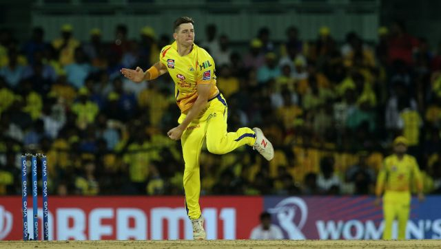 After CPL, Mitchell Santner would feature for Chennai Super Kings in IPL. Image: Sportzpics