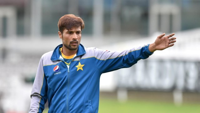 File image of Pakistan pacer Mohammad Amir. AFP