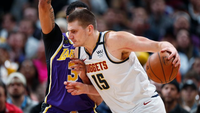 NBA Denver Nuggets shut down practice facilities after three members test positive for COVID19