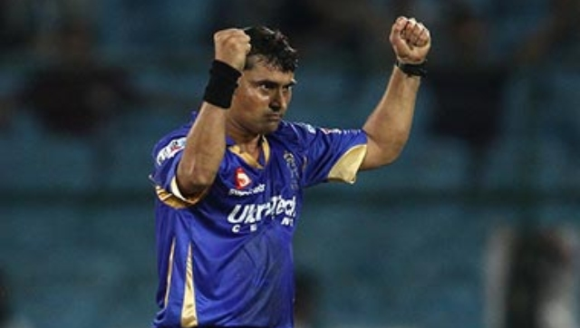 Pravin Tambe, 48, will play for Tribago Knight Riders in the CPL. Sportzpics