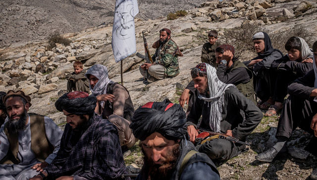 Russias mutuallybeneficial alliance with the Taliban was built on years of confusion and influence