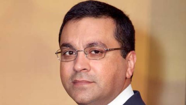 File photo of BCCI CEO Rahul Johri. Image courtesy: BCCI via Twitter