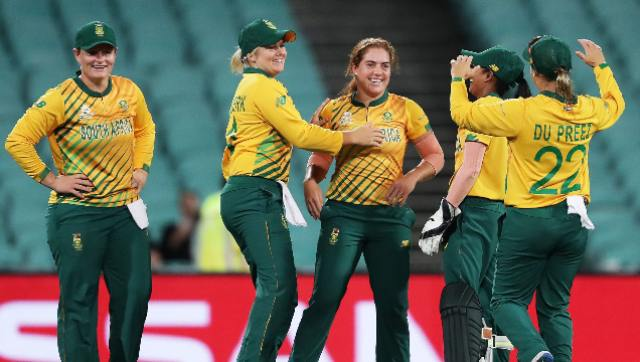The South African women's team had last played at the semi-finals of the T20 World Cup in Australia in March. Image: ICC Media