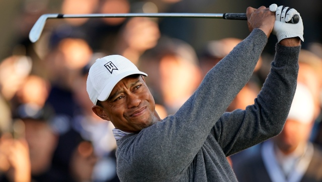Return to Golf complete for PGA Tour only with Return of Tiger but sport is still without fans