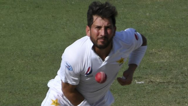 Yasir Shah said spinners could expect some assistance in August in England. AP