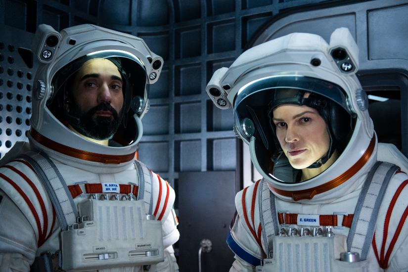 Hilary Swanks Netflix space drama Away to release on 4 September see teaser