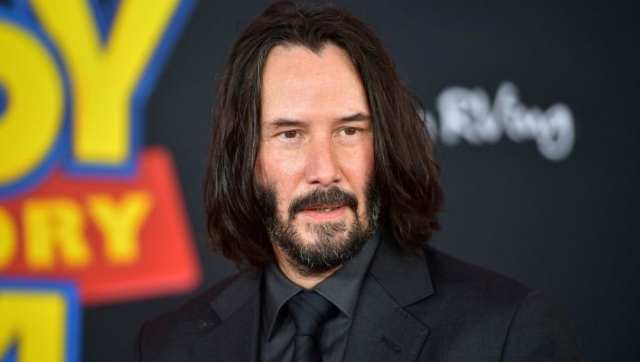 Keanu Reeves to make writing debut with comic book series BRZRKR first issue releases in US in October