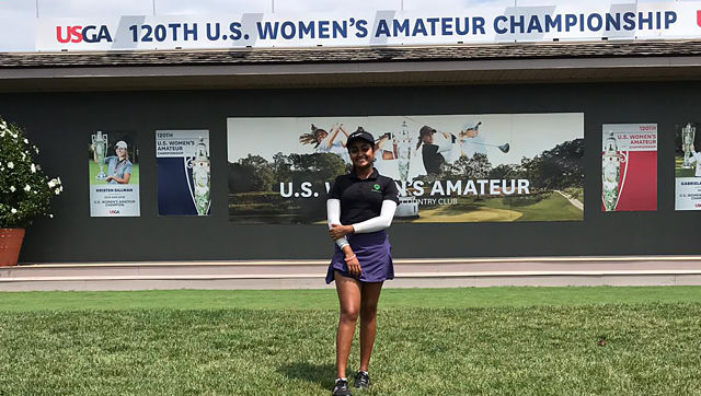 Anika Verma 16 becomes first Indian to tee off at US Womens Amateur golf