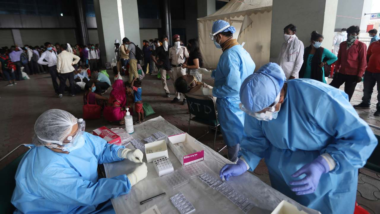 India is using cheaper less accurate Coronavirus tests to boost its testing capacity experts are worried
