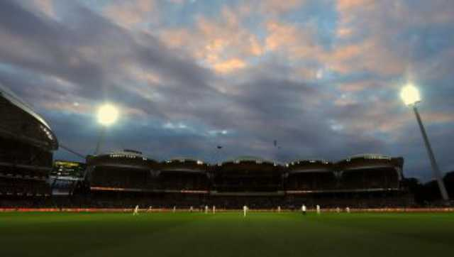 A view of the Adelaide Oval. Reuters