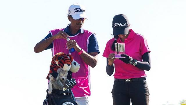Firstpost Masterclass Only Indians on the LPGA Tour Aditi Ashok unravels the physical, mental and technical side of golf