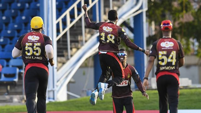 Trinbago Knight Riders maintained their clean slate with a fifth win in as many matches. Image Courtesy: @CPL