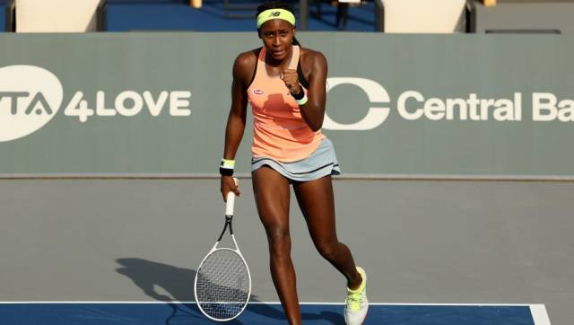 Coco Gauff Beats No 2 Seed Aryna Sabalenka, Enters Lexington Quarters