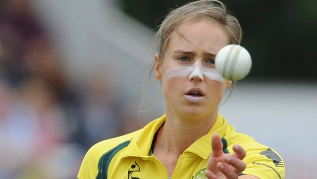 Ellyse Perry has recovered from surgery on the hamstring she injured during the T20 World Cup. AP