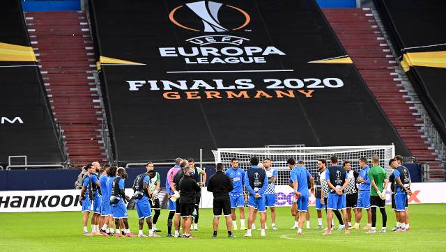 Europa League Manchester United Inter Milan eye quarterfinals as European football resumes