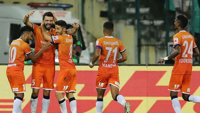 ISL 2020 Quite excited at prospect of replacing key players says FC Goas director of football Ravi Puskur