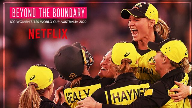 The documentary poster. Image courtesy: Twitter/@AusWomenCricket