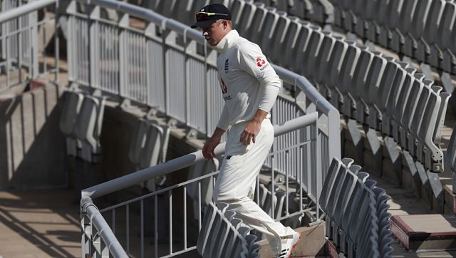 File image of Ollie Pope. AFP