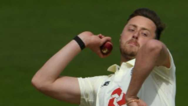 Ollie Robinson will now join up with the Test squad in their bio-secure 'bubble' at Hampshire's Ageas Bowl headquarters on Monday. Twitter @englandcricket