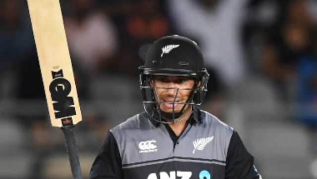 File image of Ross Taylor. AP