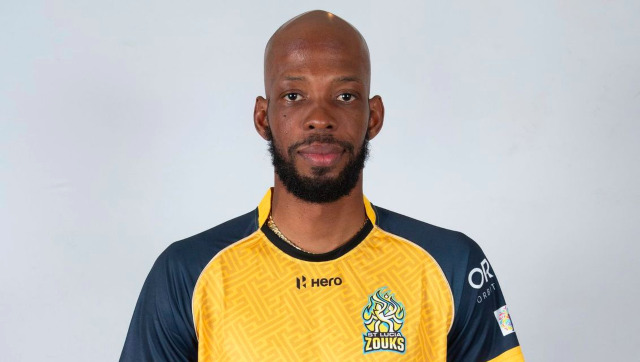 File image of Roston Chase. Image credit: St Lucia Zouks