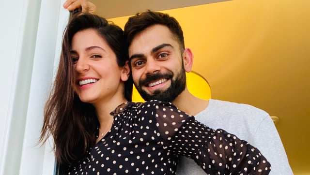 Anushka Sharma is with her husband and RCB captain Virat Kohli in the UAE for the IPL.