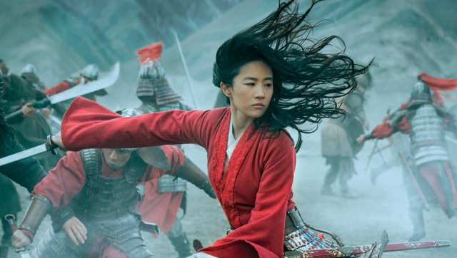 Disneys Mulan sees a slow start with 23 mn at China box office Tenet crosses 200 mn globally