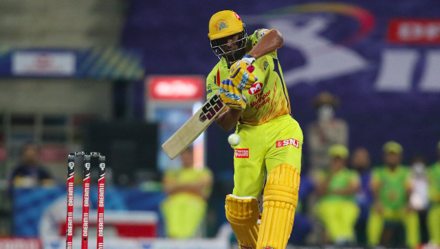 Ambati Rayudu was awarded the Player of the Match award for his fiery knock of 48-ball 71. Sportzpics