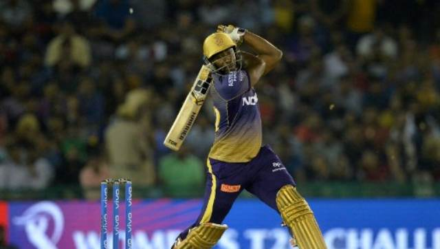 Andre Russell scored 510 runs from 13 innings during IPL 2019, averaging 56.66 and also picked up 11 wickets. AFP