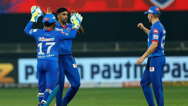 DC's Ravichandran Ashwin, who captained KXIP for the last two seasons, picked up two wickets, that of Karun Nair and Nicholas Pooran in his very first over. However, his stint during the first match was short-lived after he left his left shoulder. He was later walked off the field, and a decision on his availabilty is yet to be taken. Sportzpics
