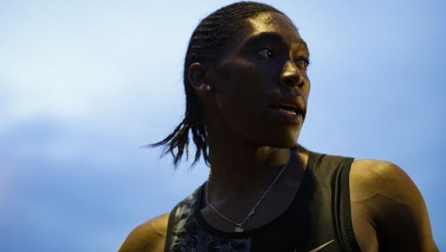 Olympic champion Caster Semenya barred from competitions unless she lowers testosterone level rules Swiss court