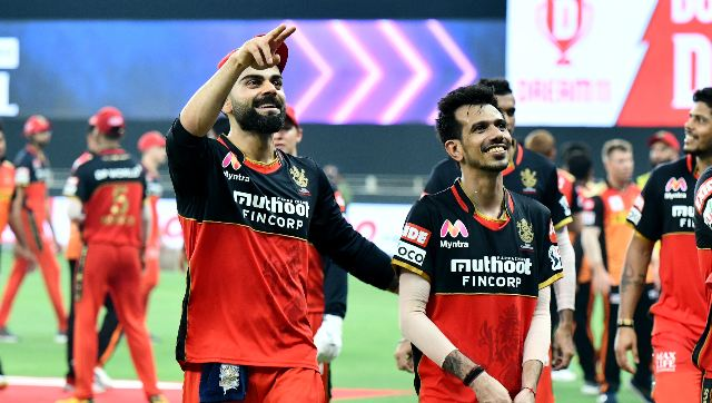Yuzvendra Chahal (3/18) removed in-form Englishman Jonny Bairstow (61) and Vijay Shankar in successive balls in the 16th over to tilt the game decisively in RCB's favour. Sportzpics