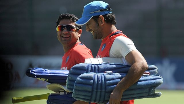 Piyush Chawla is excited about reunion with MS Dhoni. AFP