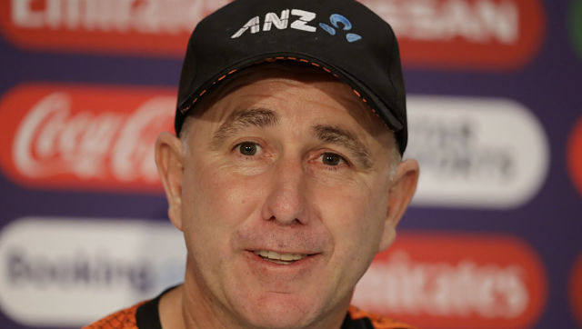 File image of Black Caps head coach Gary Stead. AP