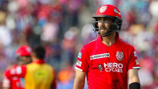 Glenn Maxwell returns to the Kings XI Punjab franchise for the first time since 2017. Sportzpics