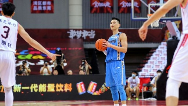 NBA Tearful Jeremy Lin seeks return after one season in China with Beijing Ducks