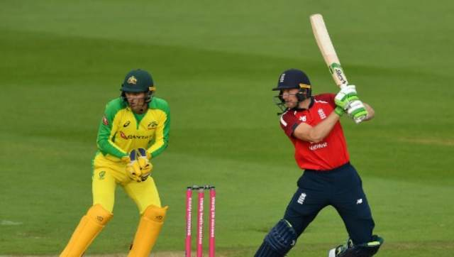 The current plan is for Jos Buttler to link back up with the team ahead of the three-match one-day international series against the Australians, which starts on 11 September. AFP