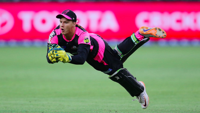 File image of Josh Philippe. Image credit: Official Facebook page of Sydney Sixers