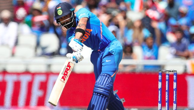 Virat Kohli is the leading run-getter in ODIs among current batsmen with 11,867 runs to his credit. AP