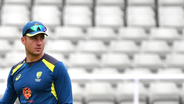 File image of Marcus Stoinis. AFP