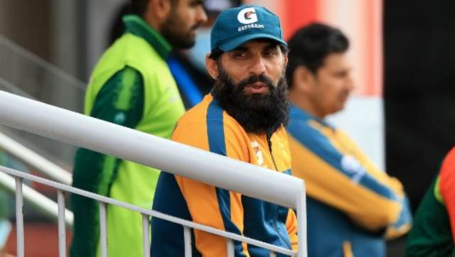 Misbah-ul-haq said he hoped teams such as England would consider travelling to Pakistan as global sport slowly returns following months of inactivity. AFP