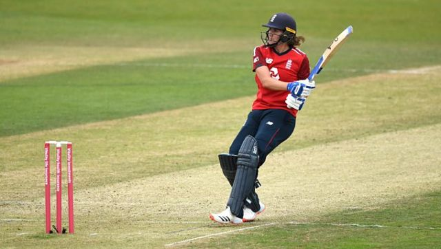 Nat Sciver stars as England seal T20 series win over West Indies